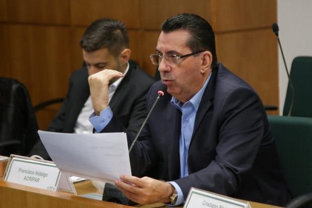 Líder Rondoniense: Francisco Hidalgo Farina