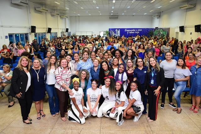 Parlamentar e Empreendedora! Conheça a história da Deputada Marilia Góes do Amapá