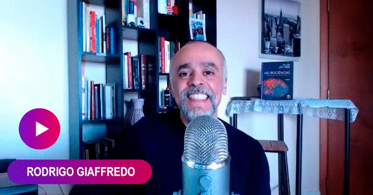 [VÍDEO] Rodrigo Giaffredo tem um convite especial para você!