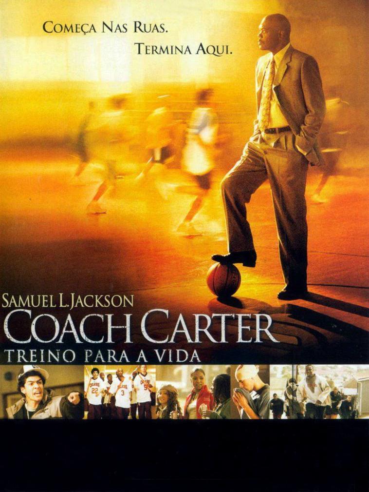 Coach Carter - Treino para vida - Resenha Filme