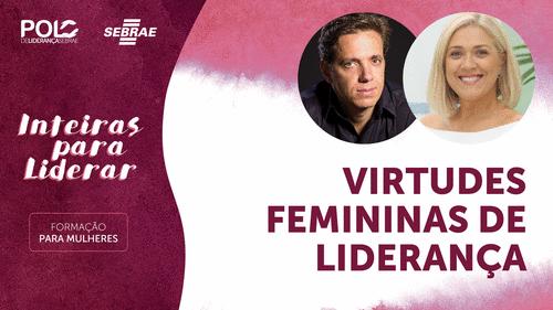 Virtudes femininas de liderança