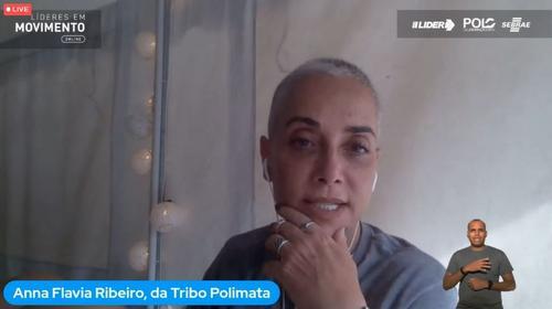Baixe agora a apresentação da Anna Flavia Ribeiro no Líderes em Movimento