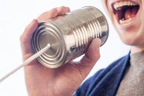 Qual sua forma para se comunicar?
