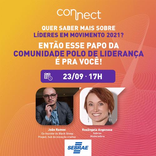 [LIVE] ESTAMOS AO VIVO! Assista a live sobre o evento Líderes em Movimento! 🎥